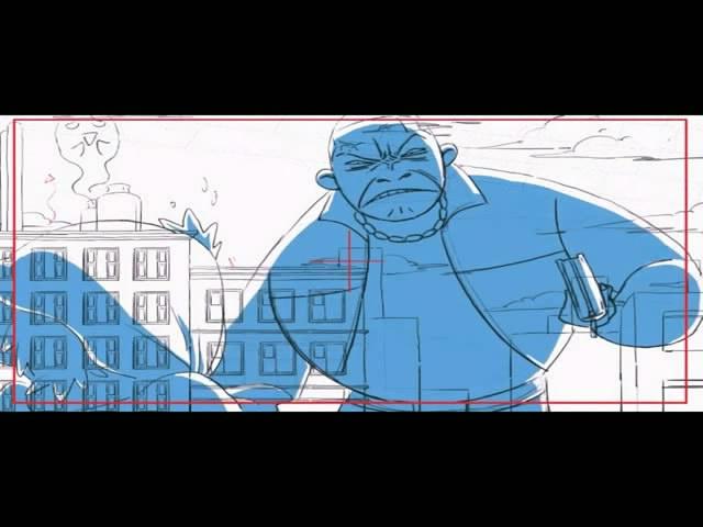 二维作品 - 吉林动画学院图片